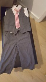 Boys suit from next