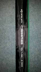 Korum CS 11ft carbon float rod.