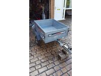 ERDE102 trailer (2 years old hardly been used)