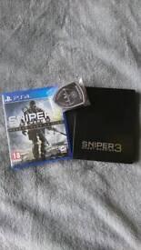 Sniper Ghost Warrior 3 - PS4