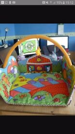 ELC baby gym/playmat