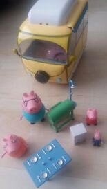 Pepa Pig Campa Van