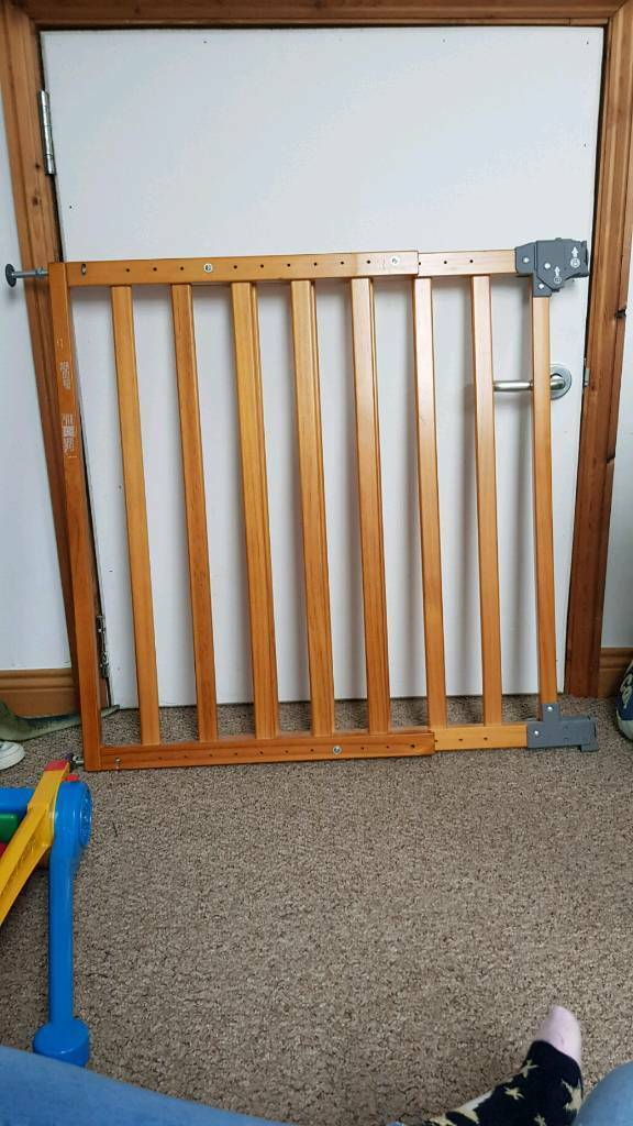 Wooden Baby Gate In Bargoed Caerphilly Gumtree
