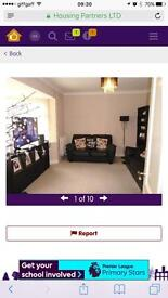 Large 3 bed house in Newark - swap for 2 or 3 bed in Exmouth or surrounding areas