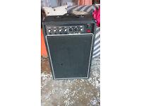 Linear Combo 100w Bass/Guitar/Keyboard amplifier/amp