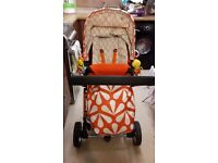 Cosatto giggle sunny 3 in 1 travel system