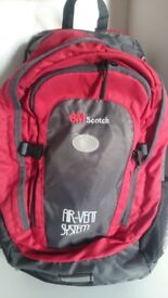 3M Scotch Air-Vent System back pack