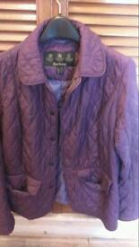 Size 14 barbour coat