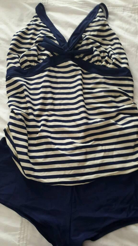 Maternity Tankini & Swimsuit