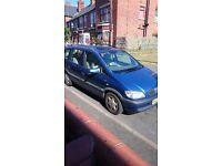 Vauxhall Zafira 1.8 , 2003