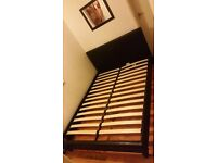 Double bed frame. Very good condition