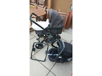 CHICCO URBAN 3in1 TRAVEL SYSTEM