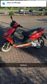 CPI Oliver 50 moped SWAPS FOR any running 125