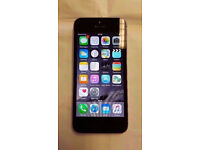 APPLE IPHONE 5S 64GB WITH RECEIPT