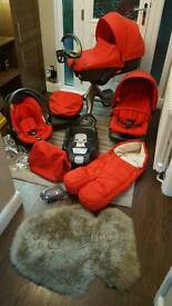 Stokke xplory v3 with extras