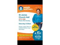 Weight Watchers meeting open in Downley High Wycombe
