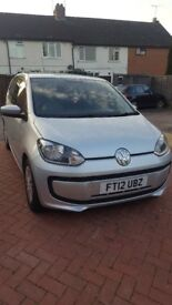 vw up 1.0l 3 door 2012 cheap