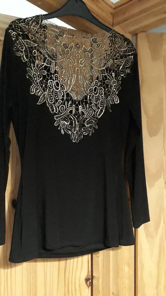 Jane Norman top size 14 BNWT