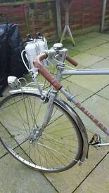 Peugeot Super Ranndoneur vintage bike