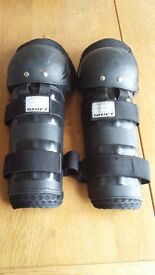 Motocross / Mountain Bike / BMX Knee Pads / Protectors. Shift Make. Good Used Condition. £5.