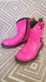 Brand new Dr Martens boots size 3