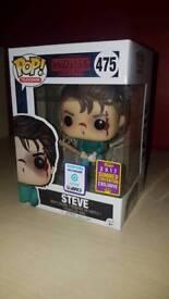 Stranger things Steve Funko Pop VERY RARE