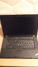 i5 FAST Lenovo ThinkPad T510i - Core i5 430M - 4 GB RAM - 500 GB HDD xmas LAPTOP