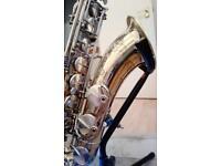 Selmer Super Action Tenor Saxophone