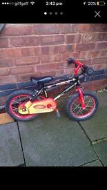 """Boys bike- Apollo force 14"""""""