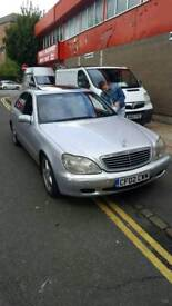 For Sale Mercedes S320d 2002