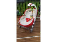 Excellant condition - bag a great deal from highchair/rocker/sling and few more