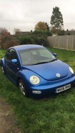 Volkswagen Beetle spares or repair petrol