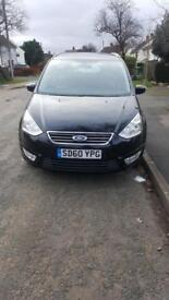 Ford Galaxy 2011 black