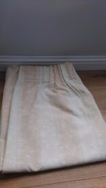 M&S lined curtains as new condition x 2 pairs