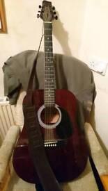 Eaatcoast acoustic guitar