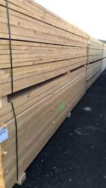 🌺Untreated New Scaffold Style Boards x 100