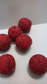 2KG strawberry BOILIES DELIVERED TO YOUR DOOR.