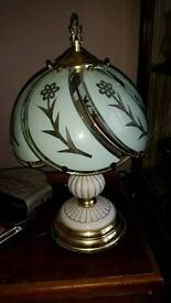 Tiffany Touch Lamps X 2