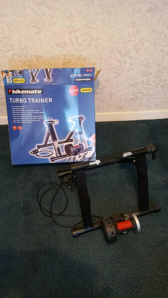 Bikemate turbo trainer