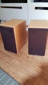 Denon/Mission SC-M50 Bookshelf Speakers