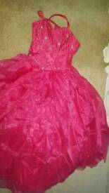 Prom Dress - Pink