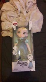 Elsa animators doll