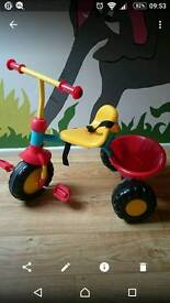 Chad Valley - My first trike