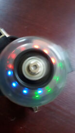Shoe Roller with Lights