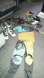 Motocross clothing bundle