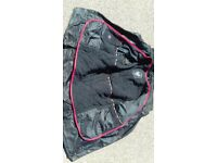 Frank Thomas Motorcycle Jacket (M) with winter liner