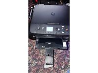 Canon MG5750 wireless colour printer / scanner