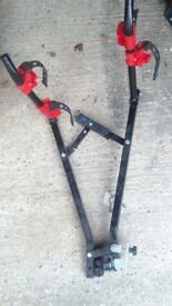Bicycle Rack Towbar Type