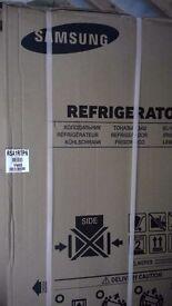 Brand New Samsung RSA1RTPN American-Style Fridge Freezer - Platinum (Boxed)