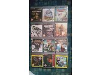 PS3 GAMES FOR SALE / ALL DIFFERENT PRICES